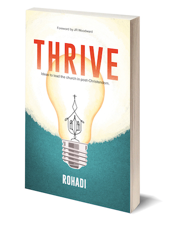 thrive the book