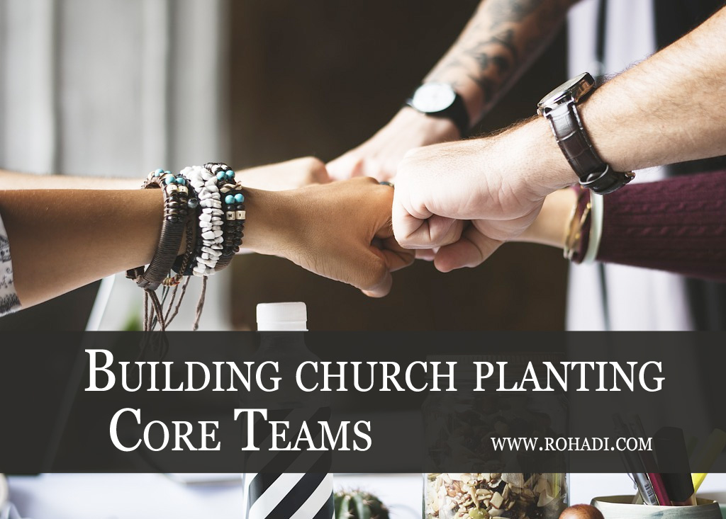 church planter core team
