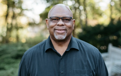#28 – On Centering Marginalized People: Might from the Margins with Rev Dr Dennis Edwards