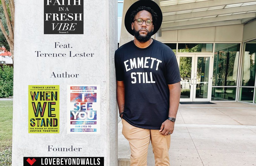 #31 – Terence Lester – When We Stand and Public Policy Making